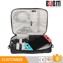 BUBM single shoulder protective bag for Nintendo Switch accessories portable travel carrying pouch for Nintendo Switch Console
