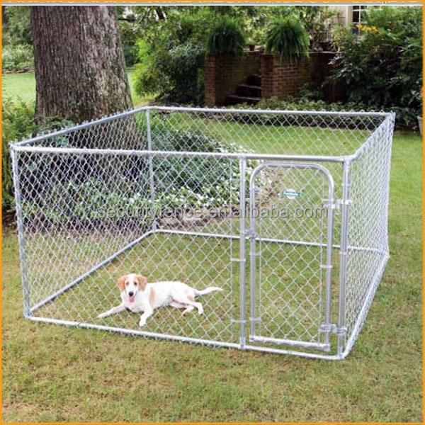 Alibaba site hot sale good quality large best dog kennel for Dog fence for sale cheap