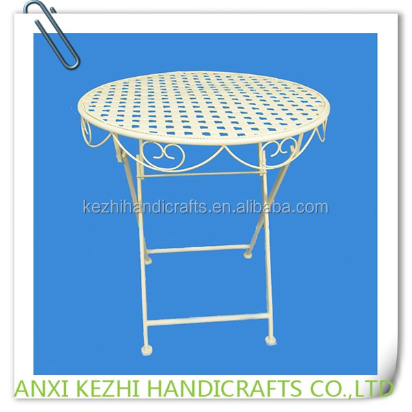 KZ150279 Metal Frame Chair with Wooden Seat