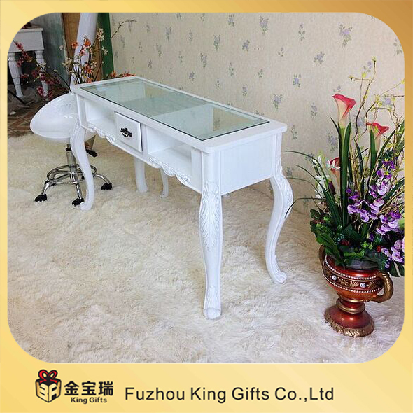 Manicure table and chair nail salon furniture pedicure for Nail table and chairs
