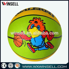 promotion item deflated alibaba china basketball size 5 rubber