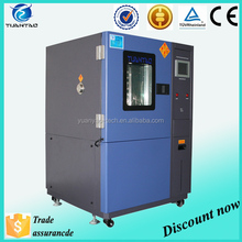 Programmable constant humidity and temperature test machine