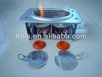 The Anywhere Anytime Portable Outdoor Stove
