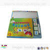 2014 newly design full color printing Children books with pen