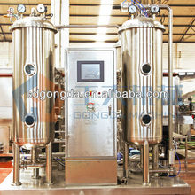 CE carbonated beverage mixing equipment