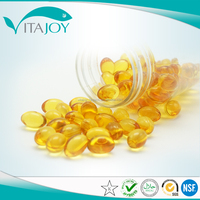 France warehouse stock fish oil omega 3 EPA/DHA soft capsule