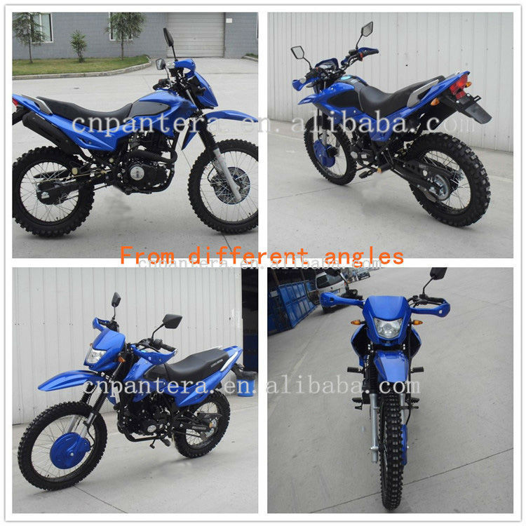 2016 New Style Adult Powerful Low Price Motorcycle