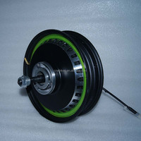 electric balance scooter motor brushless gear dc hub motor