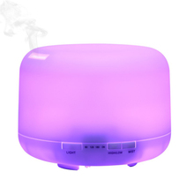 OEM design home aroma electric atomizer ultrasonic humidifier fogger 12v mist maker for wholesale