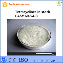 Lower Price High Purity Tetracyclines in stock CAS# 60-54-8