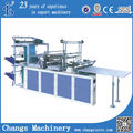 SHXJ-600B automatic plastic bag making machine for garbage T-shirt bag and shopping bag/