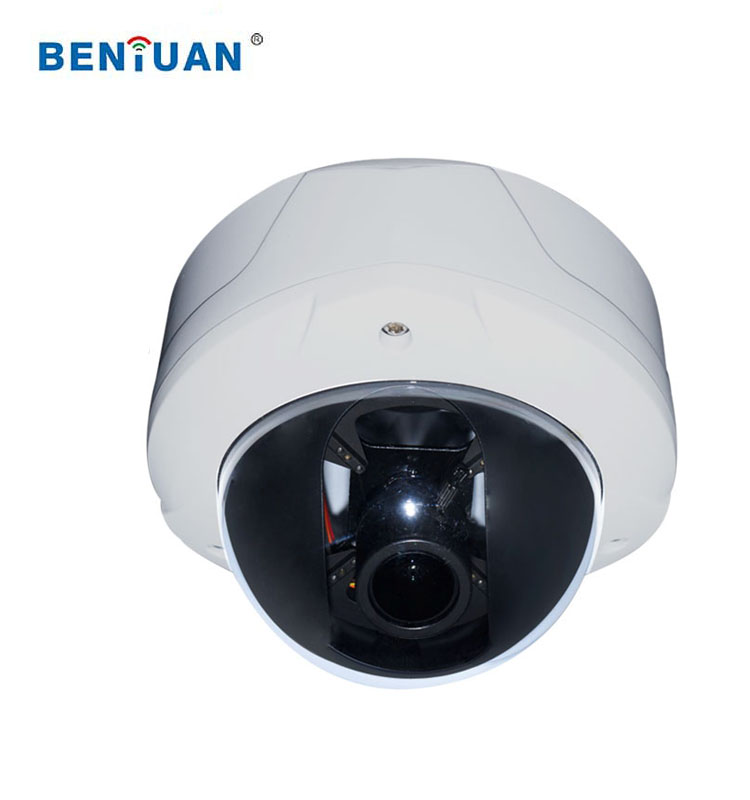 Shenzhen Newest technology low lux full hd new cctv dome IP starlight CAMERA