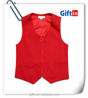 Personalized sleeveless work Uniform Desgin vest for cheap soccer uniform