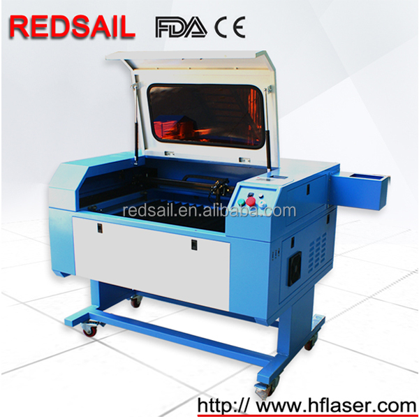 Best Price Laser Engraving Cutting Marking Machine Redsail X700 With 50W Laser Tube For Wood/Paper/Acrylic/Rubber