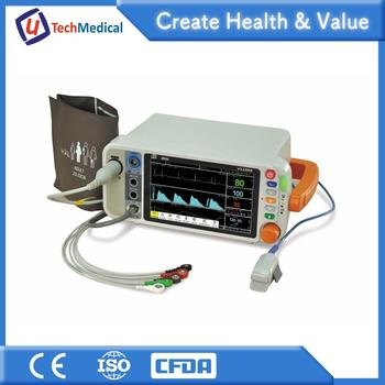 VS2000 Handheld Vital Signs Monitor Capnography Monitor ETCO2 with Blood Oxygen
