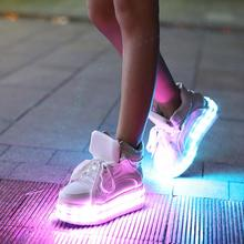Hot selling new design women's fashion PU leather high heel sneakers shoes