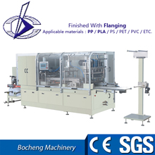 High quality pulp egg tray thermoforming machine