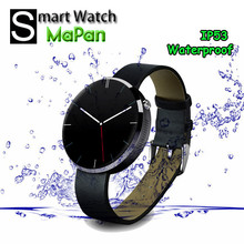 MaPan MW02 android heart rate monitor smart watch health care product