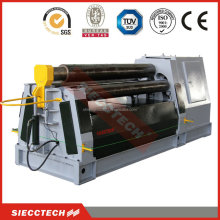 SIECC w12 four rollers hydraulic joint rolling machine