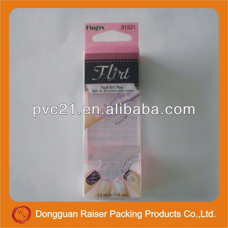 best quality paper box with clear plastic cover