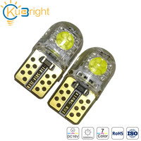 Hot sell car led bulb canbus Built-in Load Resistors led t10 SMD 5054 For European car