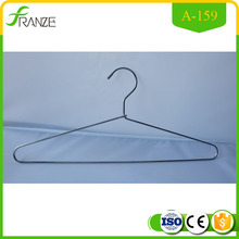 Display Chrome Strong Metal Clothes Hanger