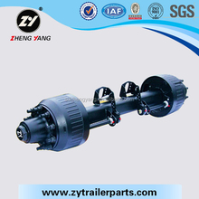 Online Shopping 12T BPW outboard drum axle for trailer