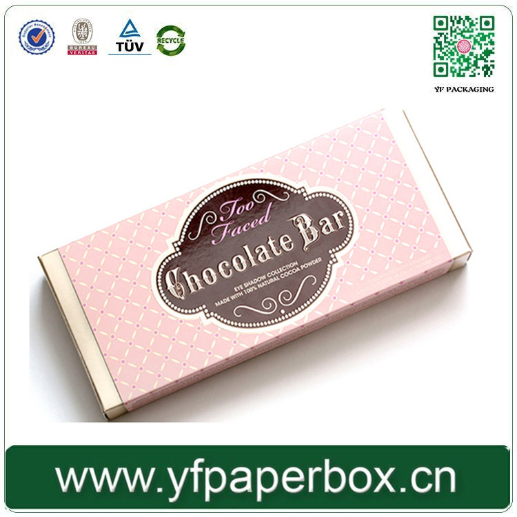 Paper products gift box chocolate low price