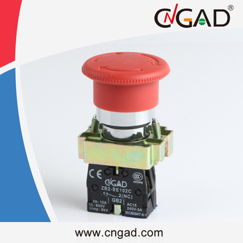 XB2-BS542 CNGAD 22mm Emergency latching push button switch