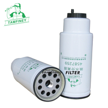 Fuel filter for perkins generator 4587259 423-8524 4238524 10000-71730 diesel fuel filter water separator