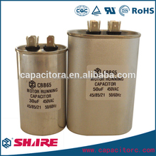 air conditioner capacitor AC motor capacitor 7uF