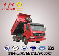 Used HOWO Truck For Sale In Africa 6X4 Dump Truck