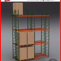 Storage Warehouse Safe Teardrop Heavy Duty