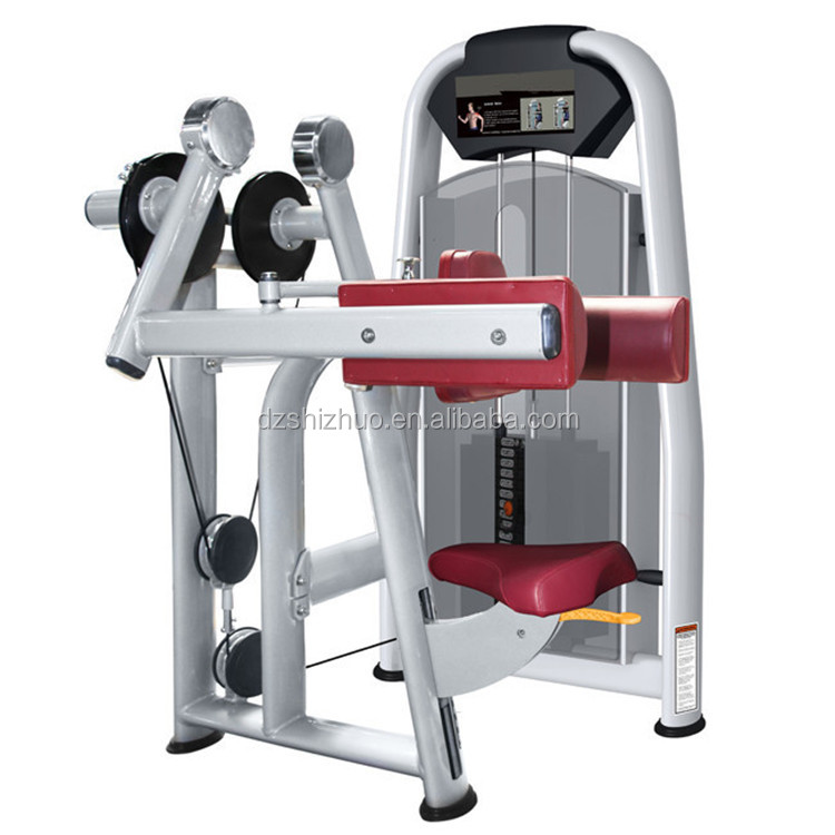 High quality shoulder exercise gym equipment Lateral Raise machine RM02