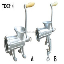 hot selling manual meat mincer