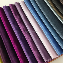 china products of all-light super soft micro velboa plush fabric for sofa upholstery