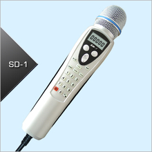 professional karaoke singing microphones player for recording and singing