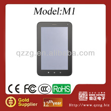 7 inch tablet pc dual core wifi dual camera capacitive android 4.1 / 800*480