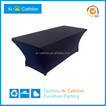 luxurious wedding table cloths,rectangular table cover for center table