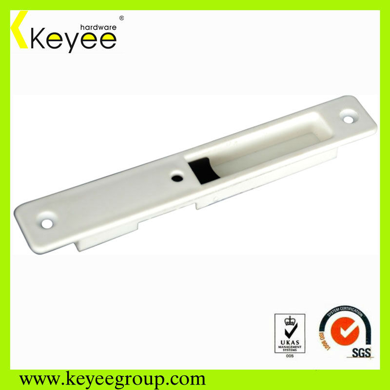 Zinc Alloy Glass Sliding Door Lock KBS084