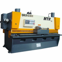 QC11Y - 16 * 3200 hydraulic metal shearing machine for sheet plate