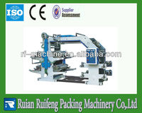 2013 Hot Sale Wenzhou Ruian High Speed Automatic YT Series Four colors Flexography Printing Machine