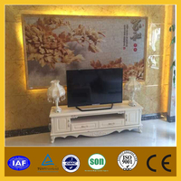 3D artificial marble slab, artificial marble production line, artificial marble stone price made in China