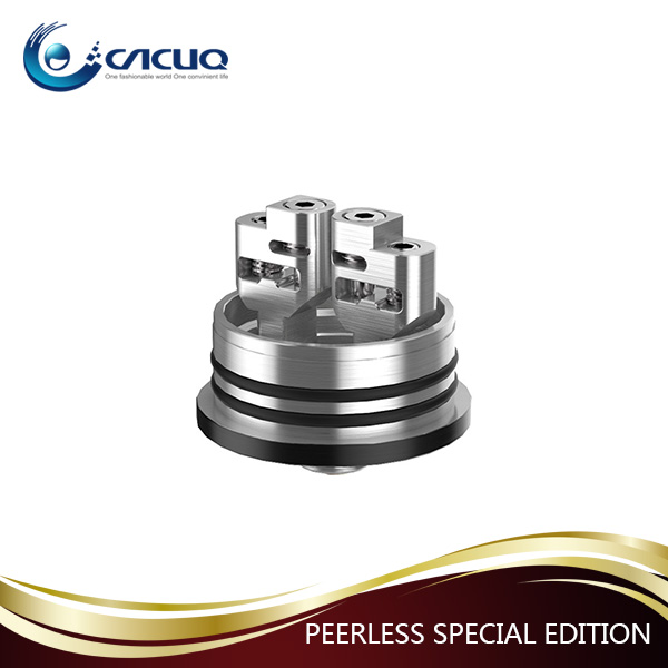 chinese supplier peerless rda 100% original Peerless Special Edition