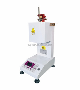 Digital display plastic melt flow index MFI testing equipment