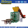 long working life overseas install and debug service auto interlock fly ash block machine