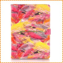 hot product graffiti art printed leather flip tablet cover case for ipad air