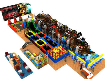 Soft play kids play area amusement park equipment for for Indoor play area for sale