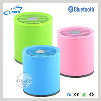 Brand HIFI Portable Wireless Ultra Mini Bluetooth Speaker Car Subwoofer