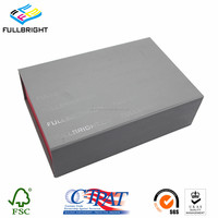 hot selling foldable design paper box for gift packaging